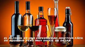 ¿Qué es el alcohol?