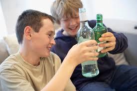 Efectos del Alcohol en los Jovenes