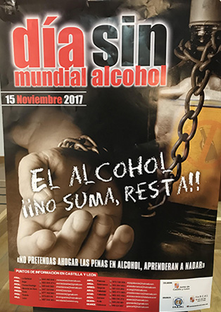 Día Mundial Sin Alcohol 2017