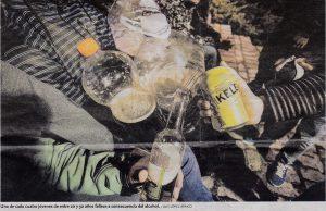 El alcohol está detrás del 10% de las muertes en España