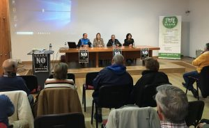 Día Mundial Sin Alcohol 2018. Conferencia 13-11-18.