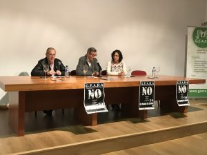 Día Mundial Sin Alcohol 2018.Conferencia 16-11-18.