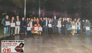 25 de Noviembre. Día contra la Violencia Machista.