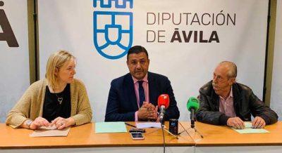 Convenio de GEARA con la Diputación Provincial de Ávila