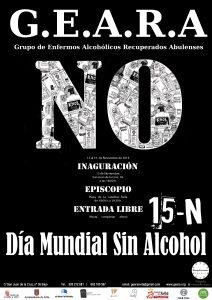 DÍA MUNDIAL SIN ALCOHOL 2018